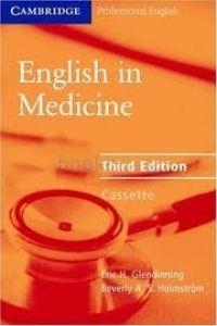 English in medicine cd 3ªed