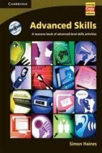 Advanced skills book cd pk