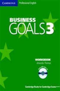 Business goals 3 workbook