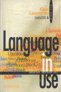 Language in use beginner cass