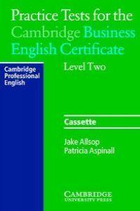 Practice tests business certif.2 cass