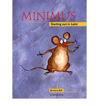Minimus pupil's book starting out in latin