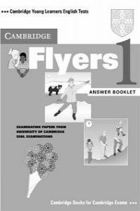 Cambridge flyers1 answer booklet