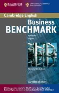 Business benchmark advanced personal study book for bec and