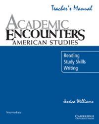 Academic encounters american studies teacher's manual