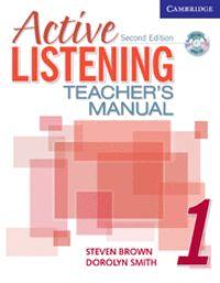 Active listening nivel i teacher  manual whit audio
