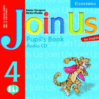 Join us for english 4 pupil's book audio cd