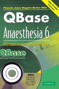 Qbase anaesthesia + cdrom