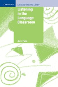 Listening in the language classroom