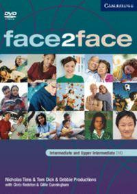 Face 2 face upper intermediate dvd