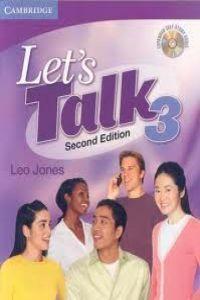 Let's talk 3.(st+cd) (3a.ed)