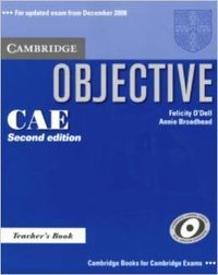 Objective cae tch 2ªed