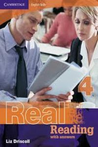 Camb eng skills real reading 4 with answers