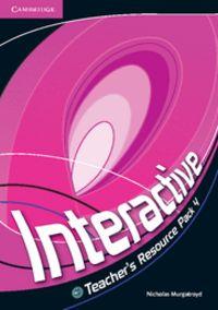 Interactive level 4 teacher's resource pack