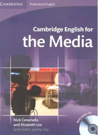 Cambridge english for the media sb audio cd