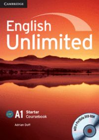 English unlimited starter coursebook with e-portfo