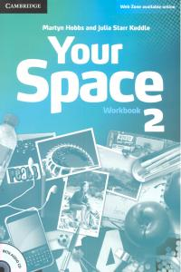 Your space 2ºeso wb+cd 12