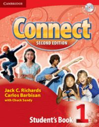 Connect 1 student's book with self-study audio cd 2nd editio