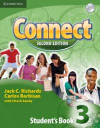 Connect 3 student's book with self-study audio cd 2nd editio