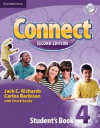 Connect 4 student's book with self-study audio cd 2nd editio