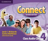 Connect level 4 class audio cds (3) 2nd edition