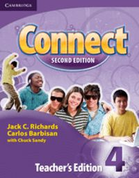 Connect level 4 teacher's edition 2nd edition