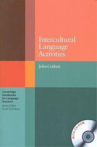 Intercultural language activities +cd