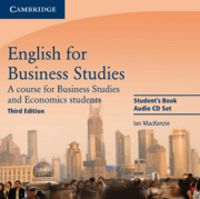 English for business studies audio cds (2) 3rd edition