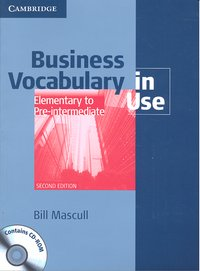 Business vocabulary in use elementary to pre-intermediate 2ª
