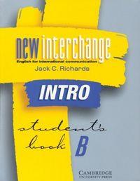 New interchange intro st b