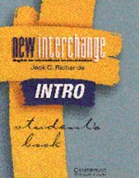 New interchange intro st