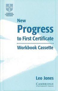 New progress first certificate cass wb