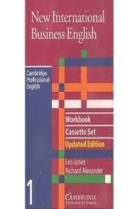 New inter.business engl.updated wb cassettes
