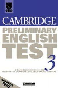 Cambridge preliminary engl.test 3 cass(2)