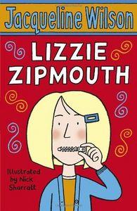 Lizzie zipmouth  jacqueline wilson