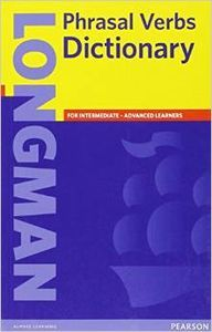 Longman phrasal verbs dictionary  new             alh
