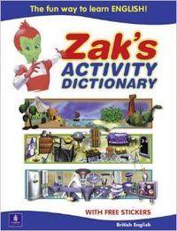 Zaks activity dictionary