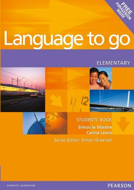 Language to go elementary sb with phrasebook