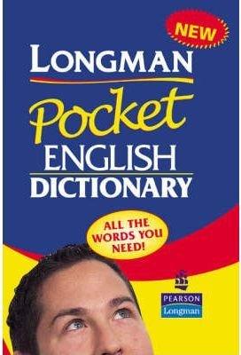 Dictionary pocket english longman