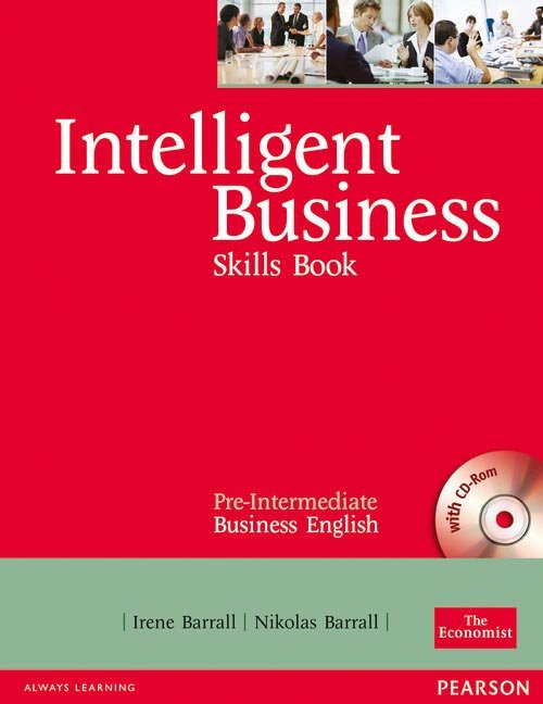 Intelligent business pre interm. skills book alhin