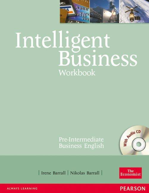 Intelligent business pre-intermediate wb