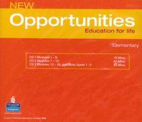 New opportunities elementary class cd