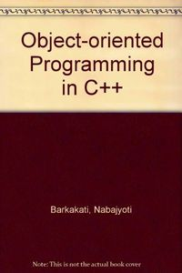 Object oriented programming c++