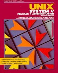 Unix system v release 4 adm.