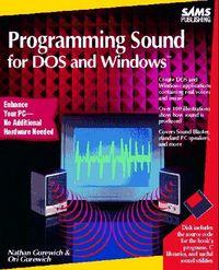 Programming sound dos windows-dsk