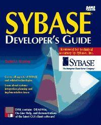 Sybase developer's guide bk-dsk