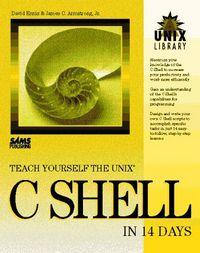 Teach yourself unix c shell 14days