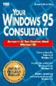 Your windows 95 consultant