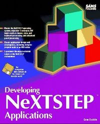 Developing nextstep applications