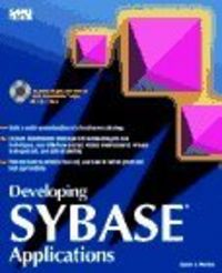 Developing sybase applications